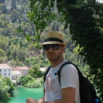 Ivan Batarelo, 31, Zagreb, Croatia