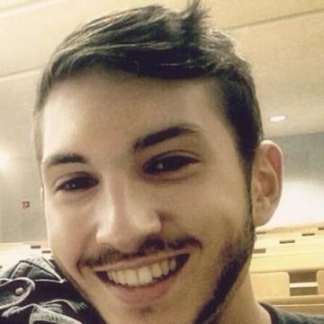 Anis Hamak, 23, Champs-sur-marne, France