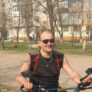 Alexey Kovalenko, 38, Krasnodon, Ukraine
