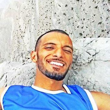 Abdulla Hashmi, 31, Ras Al Khaimah, United Arab Emirates