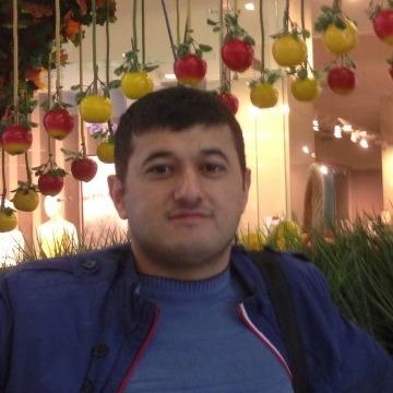 Amirqul Boboev, 32, Dushanbe, Tajikistan