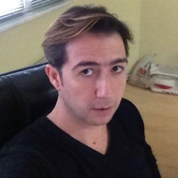 Serkan, 33, Istanbul, Turkey