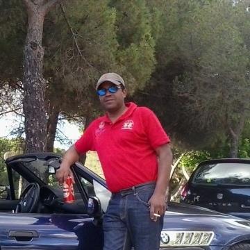 Marcos, 50, Almeria, Spain