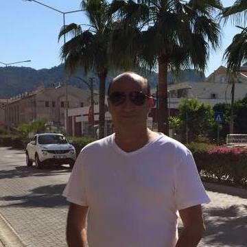 Aziz Han, 53, Istanbul, Turkey