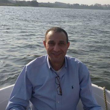 Aymen Medhat, 57, Bisha, Saudi Arabia