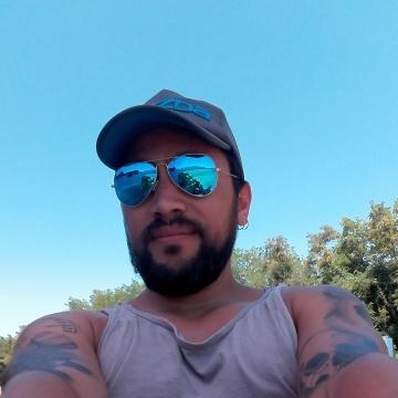 Eduardor Riveros, 33, Santiago, Chile