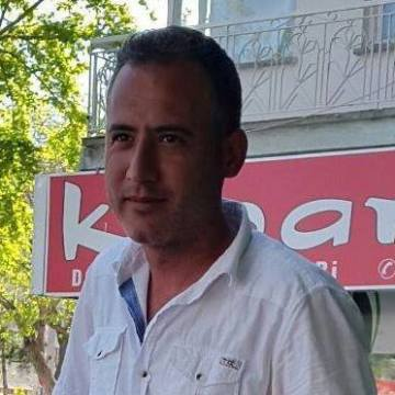 Levent Kara, 38, Konya, Turkey
