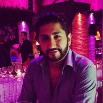 Zandi Nejad, 38, London, United Kingdom