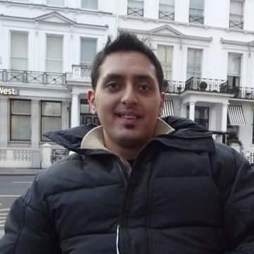 Abdullah Ataya, 32, Dubai, United Arab Emirates