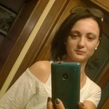 Tatiana Motrescu, 28, Volterra, Italy