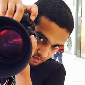 Liwin Wilson, 25, Sharjah, United Arab Emirates