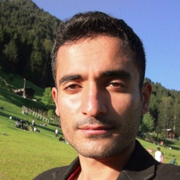 Ahmet Aslan, 23, Dogubeyazit, Turkey