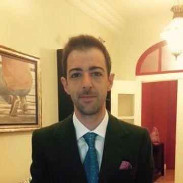 Eduardo Paternina, 32, Madrid, Spain