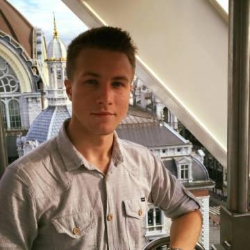 Adam Spacek, 19, Bruxelles, Belgium