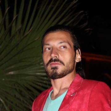 Amor Repolidis, 29, Antalya, Turkey