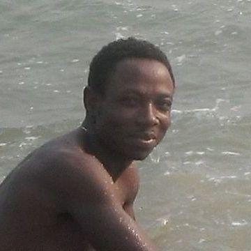 Peter Otutu senior , 42, Accra, Ghana