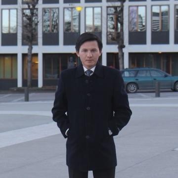 Daniel , 22, Paris, France