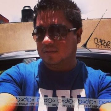 Jp Arq, 37, Morelia, Mexico