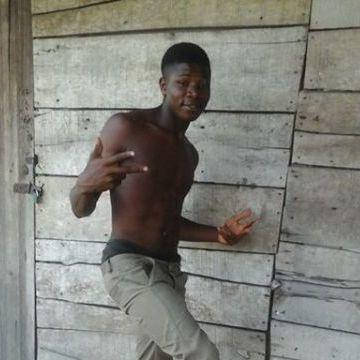 prince, 23, Lagos, Nigeria