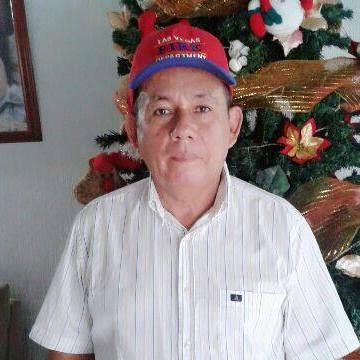 Miguel Solis, 50, Villavicencio, Colombia
