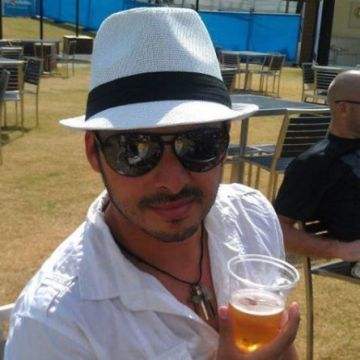 David Marquez, 33, Guadalajara, Mexico