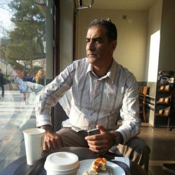 Ahmet Durakci, 50, Ankara, Turkey