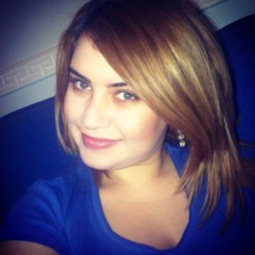 Amilia Mikailova, 27, Baku, Azerbaijan