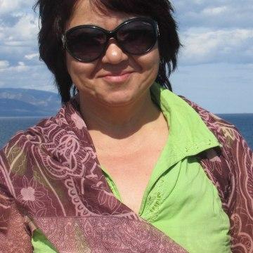 инна, 47, Irkutsk, Russia