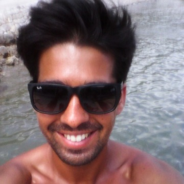 João Silva, 28, London, United Kingdom