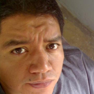 Israel Caletti, 36, San Luis Potosi, Mexico