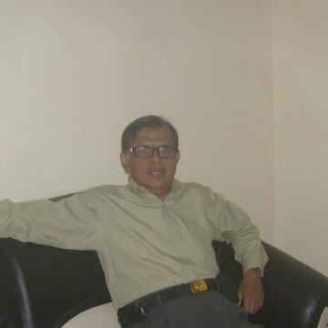 Taufik Masjhur, 72, Padang, Indonesia