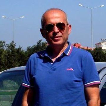 Oguz Simsek, 48, Istanbul, Turkey