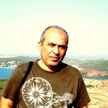 Oguz Simsek, 47, Istanbul, Turkey