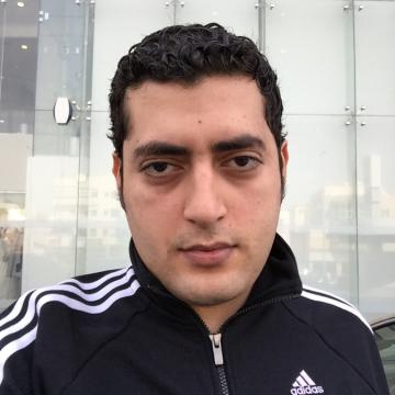Mohammad Tantawy, 31, Jeddah, Saudi Arabia