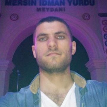 Anıl Çağ, 27, Mersin, Turkey