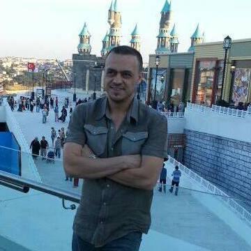 Selim Özdemir, 36, Turan, Turkey
