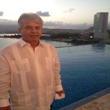 Gimon Cristobal, 68, Caracas, Venezuela