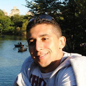 Samir Zemmache, 34, Dubai, United Arab Emirates
