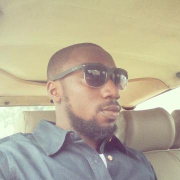 lazarus, 25, Lagos, Nigeria