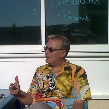 Terry, 59, Almeria, Spain