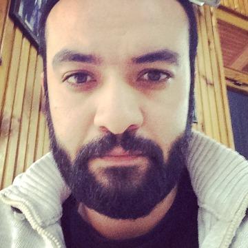 Metin Doğan, 29, Istanbul, Turkey