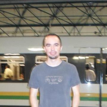 Felipe Zorrilla, 35, Bogota, Colombia
