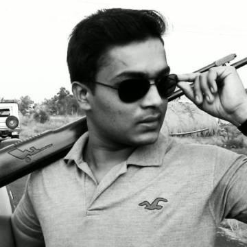 Siddhesh Salunkhe, 29, Sangli, India