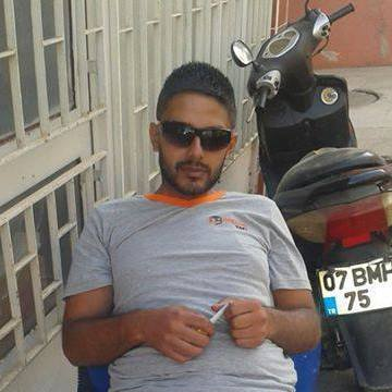 Kadir Atmaca, 28, Antalya, Turkey
