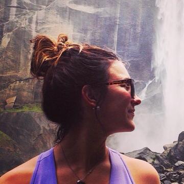 Ciara McKenzie, 20, Loomis, United States