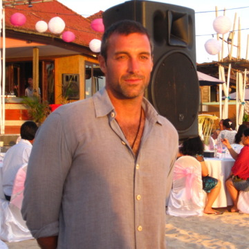 Jordi Jules, 38, Barcelona, Spain