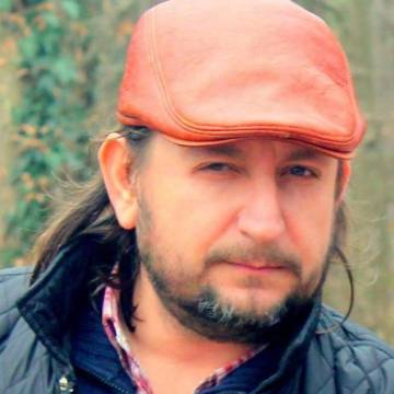 İbrahim Ergül, 43, Istanbul, Turkey