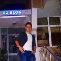 Ahmet Topal, 28, Istanbul, Turkey