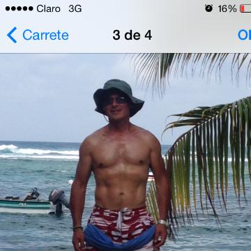 Nelson Lamprea, 47, Bogota, Colombia