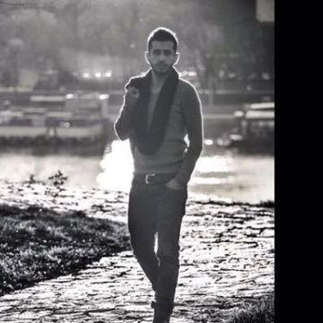 Ibrahm Aydn, 29, Adana, Turkey